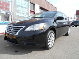 Used 2014 Nissan Sentra AUTOMATIC/BLUETOOTH for sale in Guelph, ON