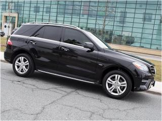 Used 2012 Mercedes-Benz ML 350 NAVI|REARCAM|PANOROOF|RUNNING BOARDS for sale in Scarborough, ON