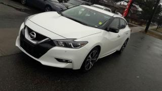 Used 2017 Nissan Maxima SV for sale in Scarborough, ON