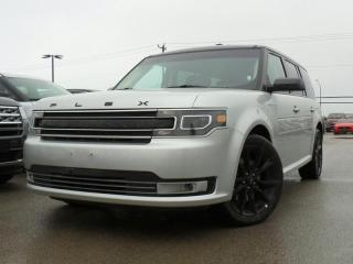 Used 2018 Ford Flex limited for sale in Midland, ON