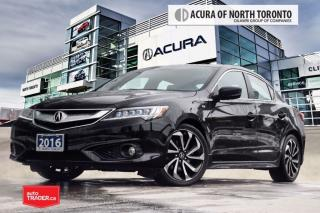 Used 2016 Acura ILX A-Spec Accident Free| Navigation| Remote Start for sale in Thornhill, ON