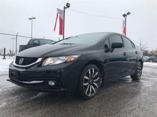 Used 2015 Honda Civic TOURING   TOP OF LINE   NAVIGATION for sale in Scarborough, ON
