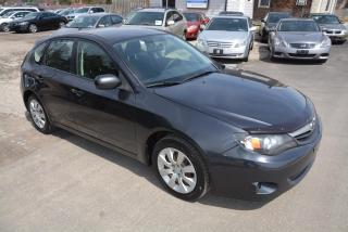 Used 2010 Subaru Impreza 2.5i, hatchback, auto, low kms for sale in Hornby, ON