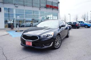 Used 2015 Kia CADENZA Premium at for sale in Pickering, ON
