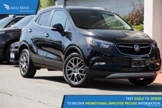 New 2018 Buick Encore Sport Touring Backup Camera, Sunroof, AUX/USB for sale in Port Coquitlam, BC