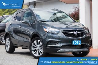 New 2018 Buick Encore Preferred Backup Camera, AWD, AUX/USB for sale in Coquitlam, BC