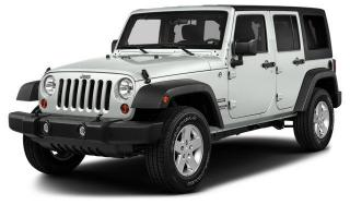 New 2018 Jeep Wrangler JK Unlimited Sport for sale in Surrey, BC