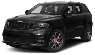 New 2018 Jeep Grand Cherokee SRT for sale in Surrey, BC