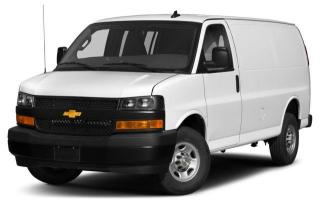 New 2018 Chevrolet Express 3500 Work Van for sale in Port Coquitlam, BC
