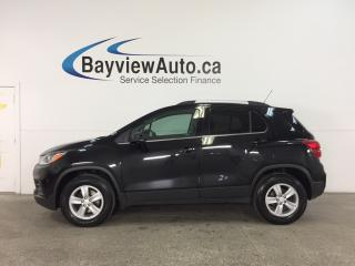 Used 2017 Chevrolet Trax LT - REM START! SUNROOF! REVERSE CAM! BOSE! MY LINK! WIFI! for sale in Belleville, ON