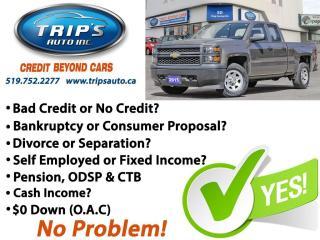 Used 2015 Chevrolet Silverado 1500 Work Truck for sale in Brantford, ON