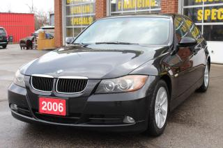 Used 2006 BMW 3 Series 325i for sale in Oakville, ON