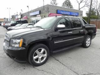 Used 2011 Chevrolet Avalanche LTZ * LEATHER * DVD for sale in Windsor, ON