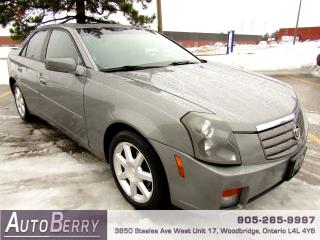 Used 2004 Cadillac CTS 3.6L - V6 for sale in Woodbridge, ON