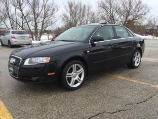 Used 2007 Audi 2.0T QUATTRO 2.0T for sale in Newmarket, ON