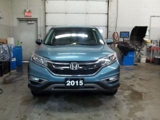 Used 2015 Honda CR-V EX for sale in Woodstock, ON