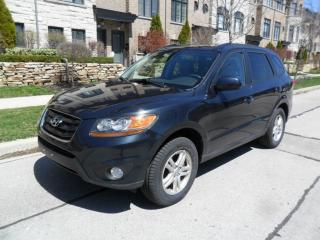 Used 2010 Hyundai Santa Fe AWD, NO ACCIDENTS, BLUETOOTH, CERTIFIED, NEW TIRES for sale in Etobicoke, ON