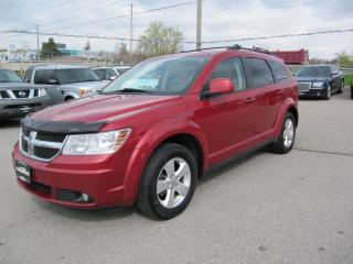 Used 2010 Dodge Journey SXT 7 Passenger for sale in Newmarket, ON