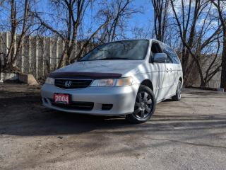 Used 2004 Honda Odyssey EX for sale in Mississauga, ON