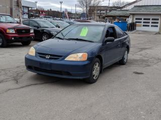 Used 2001 Honda Civic LX for sale in Mississauga, ON