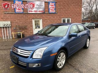 Used 2009 Ford Fusion SEL/ONE OWNER/NO ACCIDENT/CERTIFIED/WARRANTY INCL for sale in Cambridge, ON