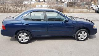 Used 2006 Nissan Sentra 1.8 Special Edition for sale in North York, ON