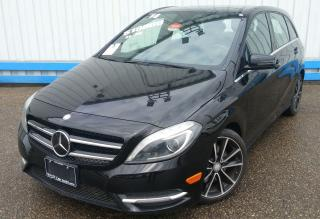 Used 2014 Mercedes-Benz B-Class B250 TURBO *NAVIGATION* for sale in Kitchener, ON