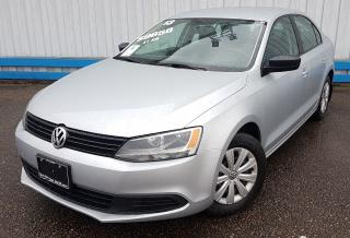 Used 2013 Volkswagen Jetta Trendline for sale in Kitchener, ON