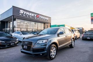 Used 2014 Audi Q7 3.0T l S-LINE l SUPER CHARGED l NAVI l REAR CAM for sale in Markham, ON