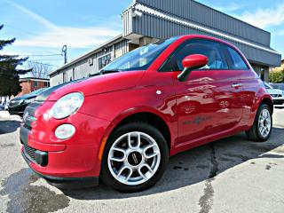 Used 2013 Fiat 500 Voiture à hayon 2 portes Pop ** Nouvel A for sale in Repentigny, QC