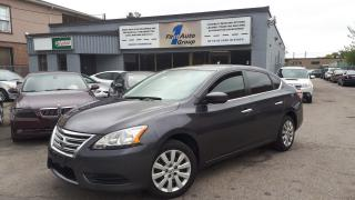 Used 2015 Nissan Sentra S BLUETOOTH, CRUISE for sale in Etobicoke, ON
