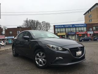 Used 2014 Mazda MAZDA3 GX-SKY for sale in York, ON