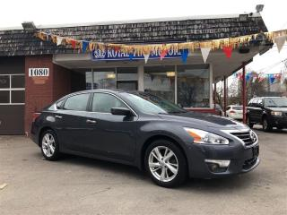 Used 2013 Nissan Altima 2.5SV,Navi,Sunroof,PushStart,Camera,Alloy,Warranty for sale in York, ON