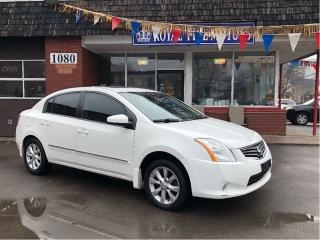Used 2010 Nissan Sentra 2.0LuxuryPkg,Sunroof,HtdSeat,Auto,Alloy,Bluetooth for sale in York, ON