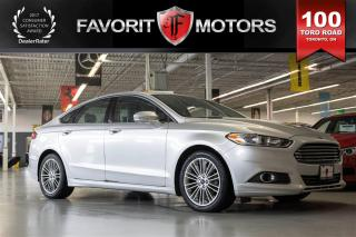 Used 2013 Ford Fusion SE | SUNROOF  | LEATHER | HEATED SEATS |BLUETOOTH for sale in North York, ON