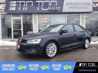 Used 2012 Volkswagen Jetta Comfortline ** Sunroof, Leather, Heated Seats ** for sale in Bowmanville, ON