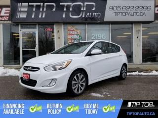 Used 2017 Hyundai Accent SE ** Heated Seats, Bluetooth, Sunroof ** for sale in Bowmanville, ON