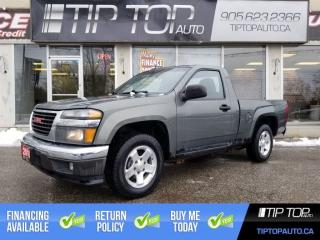 Used 2010 GMC Canyon SLE ** Manual, Well Equipped, Low KM's ** for sale in Bowmanville, ON