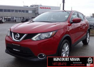 Used 2017 Nissan Qashqai SV |BACKUP CAMERA|BLEUTOOTH|FRONT HEATED SEATS| for sale in Scarborough, ON