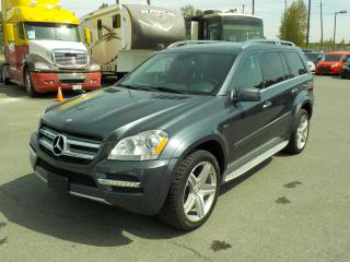Used 2012 Mercedes-Benz GL-Class GL350 BlueTEC Diesel 7 Passenger with Third Row Seating for sale in Burnaby, BC
