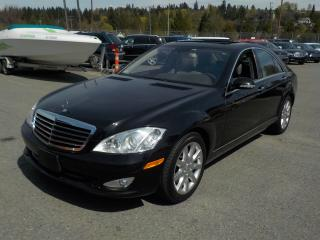 Used 2008 Mercedes-Benz S-Class S450 4MATIC for sale in Burnaby, BC