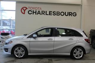 Used 2015 Mercedes-Benz B250 SPORT 4MATIC for sale in Quebec, QC