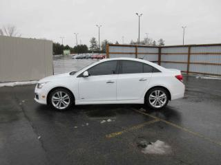 Used 2016 Chevrolet Cruze 2LT RS FWD for sale in Cayuga, ON