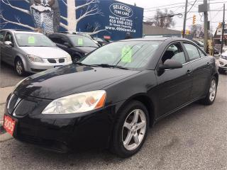 Used 2005 Pontiac G6 GT for sale in Scarborough, ON