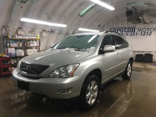 Used 2007 Lexus RX 350 AWD********AS IS SALE*******LEATHER*POWER SUNROOF*POWER HEATED FRONT SEATS*CRUISE CONTROL*DUAL ZONE CLIMATE CONTROL* for sale in Cambridge, ON
