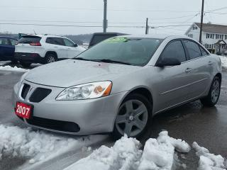 Used 2007 Pontiac G6 SE for sale in Beamsville, ON