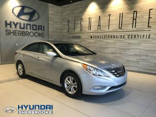 Used 2012 Hyundai Sonata BAS KILO! GLS+TOIT+4 BANCS CHAUFF for sale in Sherbrooke, QC