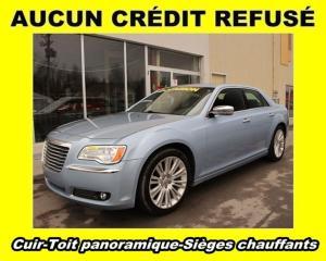 Used 2012 Chrysler 300 Ltd Sièges Ch. Cuir for sale in Mirabel, QC