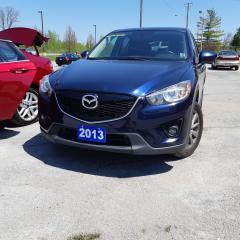 Used 2013 Mazda CX-5 for sale in Orillia, ON