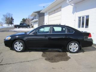 Used 2012 Chevrolet Impala LT for sale in Melfort, SK